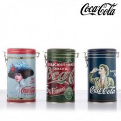 Boîte en métal rétro coca cola indispensable dans votre cuisine
