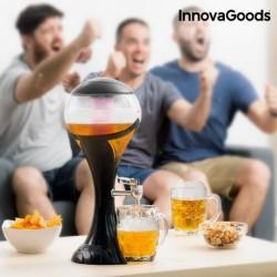 distributeur de bière avec led world cup innovagoods pour passer de bons moments entre amis