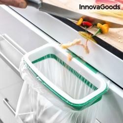 support pour sacs poubelle innovagoods indispensable dans votre cuisine