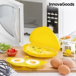 Cuiseur de Tortilla pour Micro-Ondes InnovaGoods fonctionnel