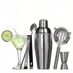 Coffret cocktail 5 pièces pour déguster un bon cocktail