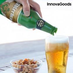 Mousseur à Bière Ultrasonique pour Canettes InnovaGoods élégant et innovant