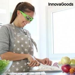 Lunettes protectrices pour Couper les Oignons InnovaGoods pratiques