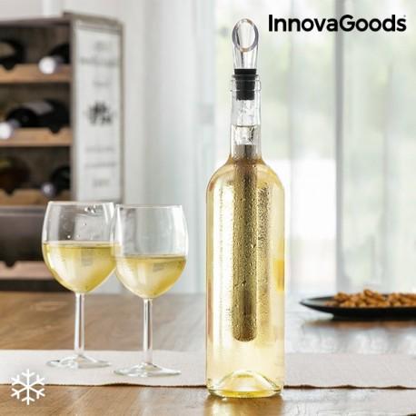 Rafraîchisseur de Vin avec Aérateur InnovaGoods élégant