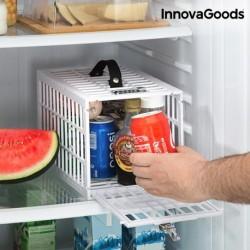 Cage de Sécurité pour Réfrigérateurs Food Safe InnovaGoods élégante