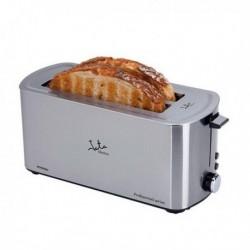 grille pain jata tt1046 1400w acier inoxydable élégant