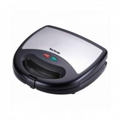 machine à sandwich mx onda gr2165 750w noir acier inoxydable