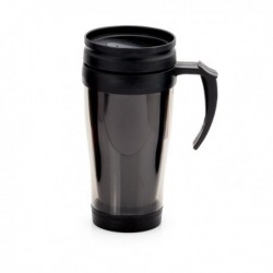 Tasse avec Couvercle (450 ml) pratique et élégante