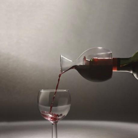 Carafe à Décanter en Verre pour aérer un bon vin