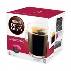 Capsules de café avec étui Nescafé Dolce Gusto 43352 (16 pièces)