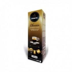 Capsules de café avec étui Stracto 80606 Delicato (80 pièces)