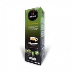 Capsules de café avec étui Stracto 80583 Corposso (80 pièces)