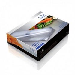 Rouleaux pour machine d'emballage JATA 2 pièces 28 cm x 6 m pour conserver vos aliments dans son emballage