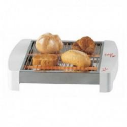 Grille-pain JATA 587 Tutto Pan horizontal avec son plateau de miettes amovible