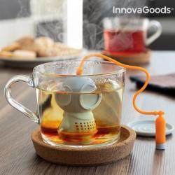 Infuseur à thé en silicone Diver t Innovagoods élégant