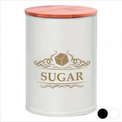Boîte en métal Sugar 111194 blanche