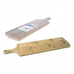 Planche de cuisine en bambou Quttin pratique