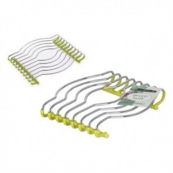 Dessous de plat Confortime Métal Vert (18 x 15 cm)