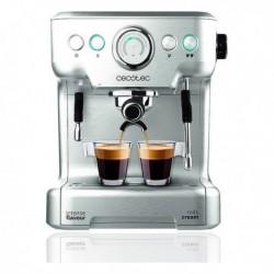 Cafetière Express Arm Cecotec Power Espresso 20 Barista Pro 2.7L élégante, pratique et fonctionnelle