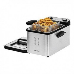 Friteuse Cecotec CleanFry Infinity 4000 Full Inox 4 L 3270W Acier inoxydable