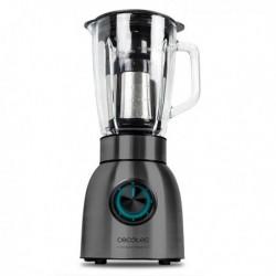 Bol mixeur Cecotec Power Black Titanium 1.8L vue de profil