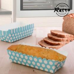 Moules de pâtisserie Topos Retro (pack de 8) élégants