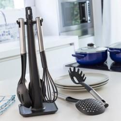 Set d'Ustensiles de cuisine Eh (7 pièces) pratique et élégant dans une cuisine