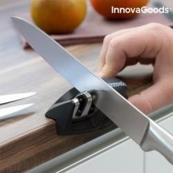 Aiguiseur à couteaux compact Innovagoods élégant