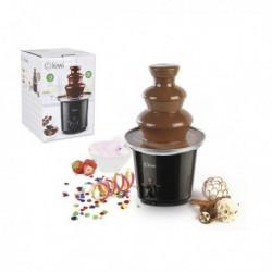 Fontaine de chocolat Kiwi KG-5806 200g 90W Noir